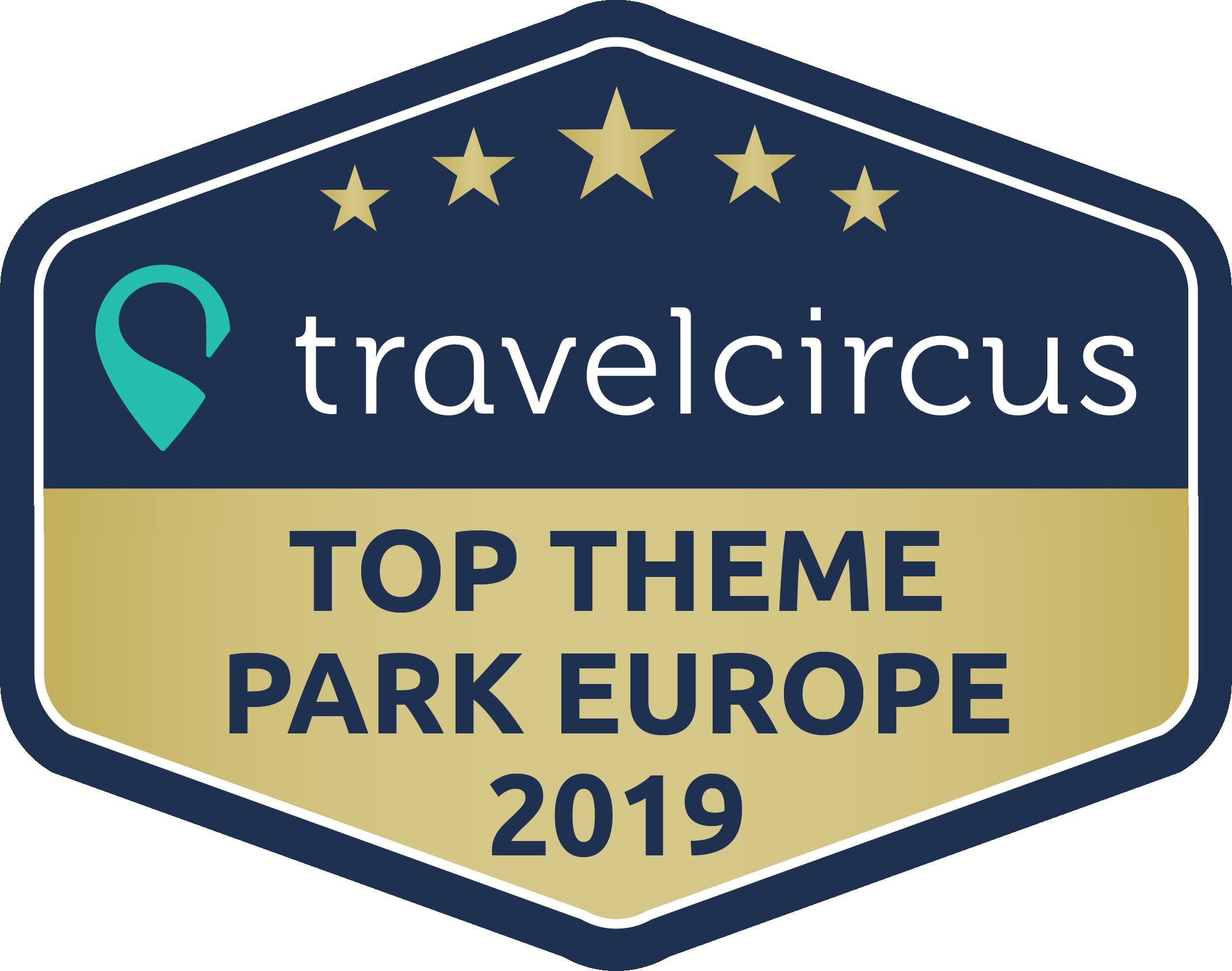 TOP THEME PARK EUROPE 2019