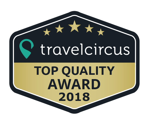 Travelcircus Quality Award