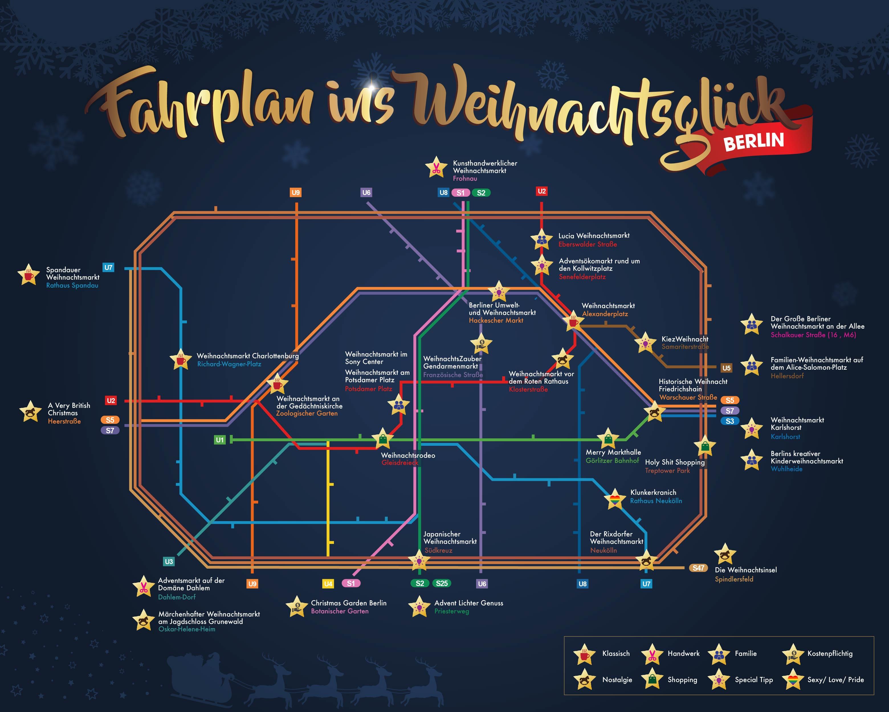 Weihnachtsmarkt Berlin Beginn.Weihnachtsmärkte 2019 Ihr Fahrplan Ins Weihnachtsglück