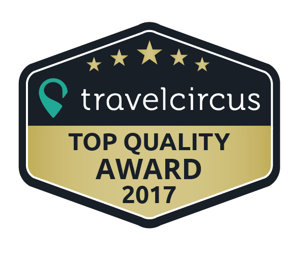 Travelcircus Quality Award Hotel Palace Berlin