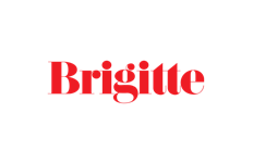 logo of the brigitte magazine