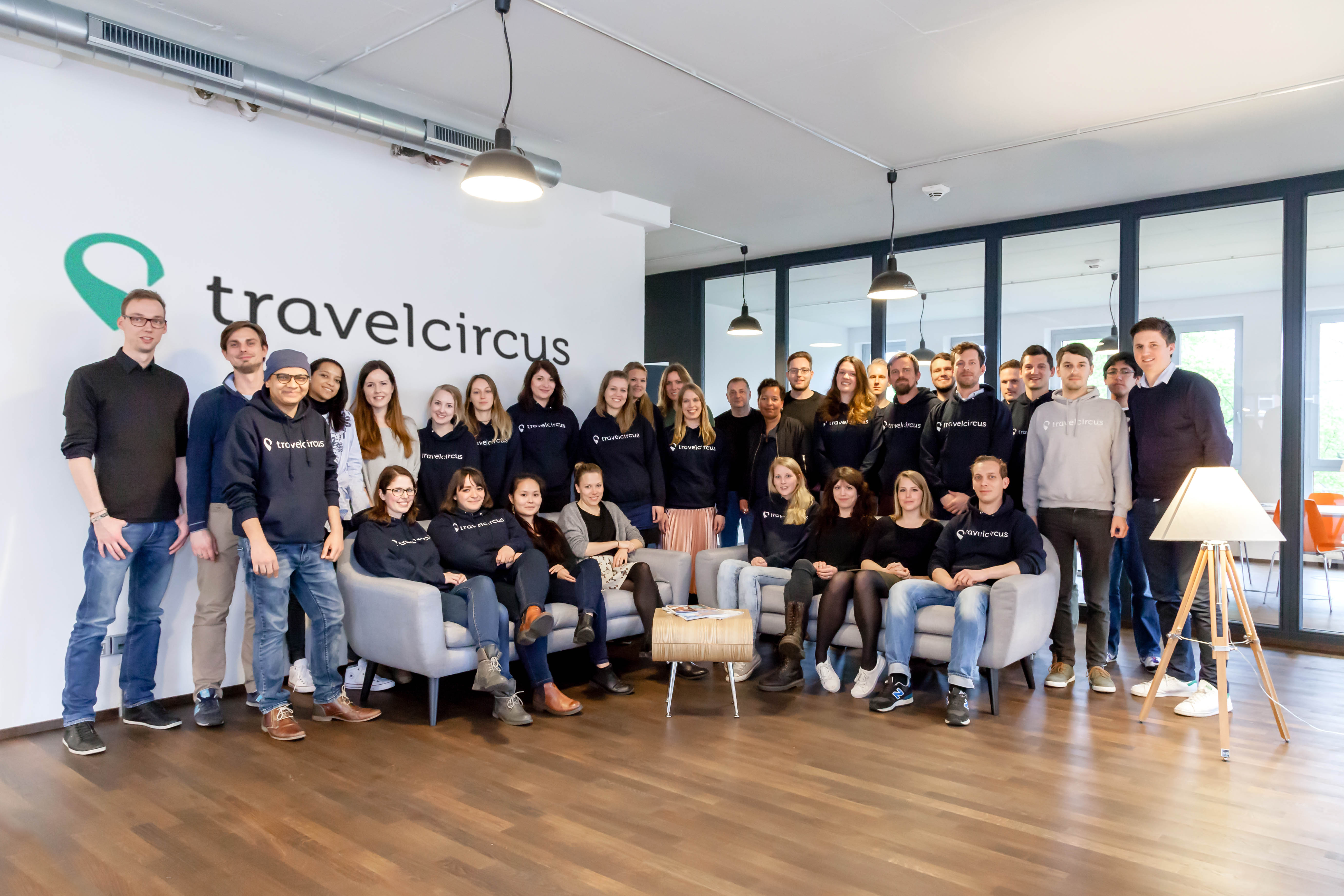 Travelcircus workforce team