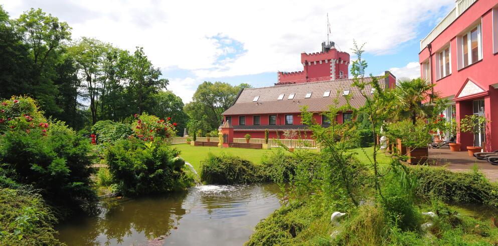 The Lakeside Burghotel zu Strausberg 10015