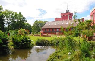 Entspannen & dinieren wie der englische Adel in der Märkischen Schweiz