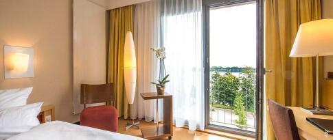Relax Doppelzimmer mit Seeblick