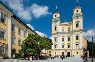 Einzigartiges Ambiente im ältesten Benediktinerkloster Österreichs
