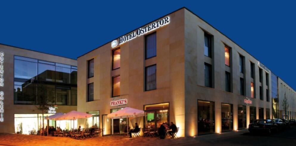 BEST WESTERN PLUS Hotel Ostertor 10136