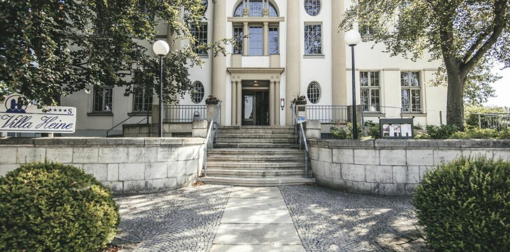 Hotel Villa Heine 10222