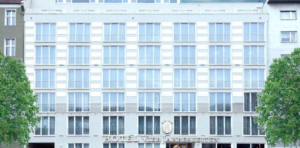 Hotel Vier Jahreszeiten Berlin City West Wilmersdorf 10287