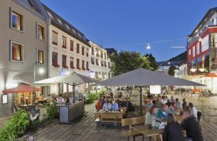 Entspannung, Yoga und modernes Design in der Steiermark