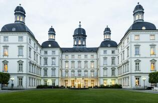 5-Sterne-Luxusurlaub im Leading Hotel of the World mit Gourmet Cuisine