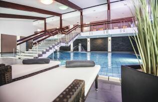 Einzigartiges Wellnesserlebnis im familienfreundlichen Vital Resort