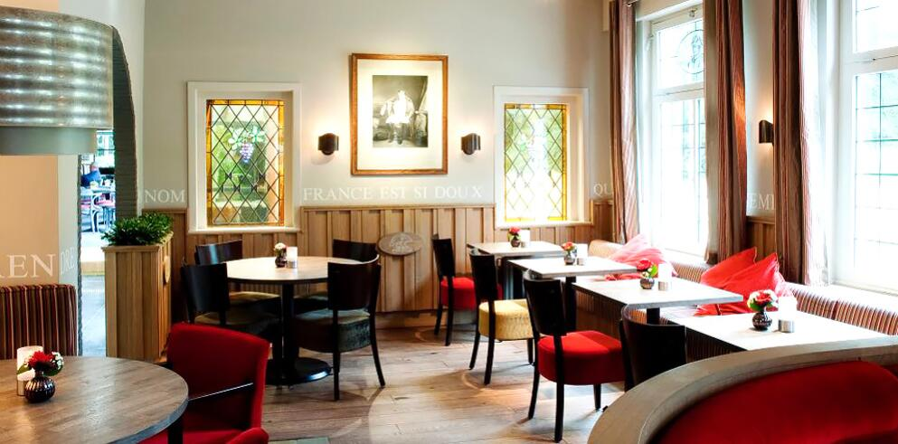 Hotel Restaurant Oud London 10433