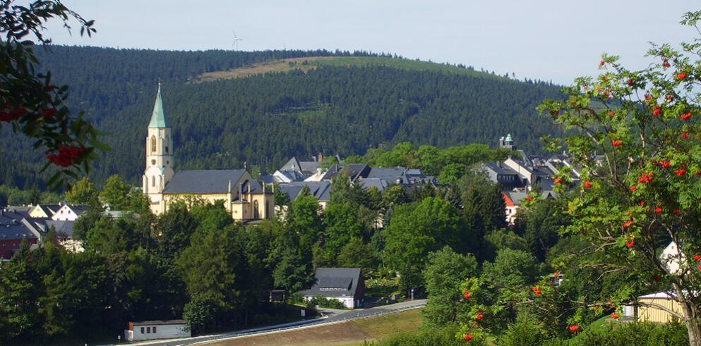 Rathaushotels Oberwiesenthal 1052