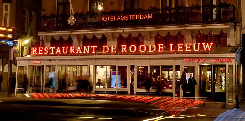 Hotel Amsterdam De Roode Leeuw 10531