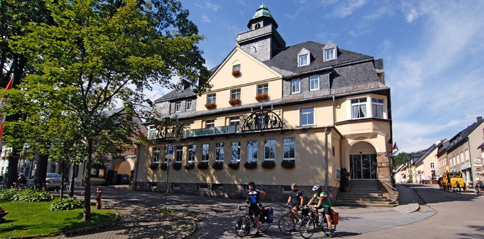 Rathaushotels Oberwiesenthal 1054