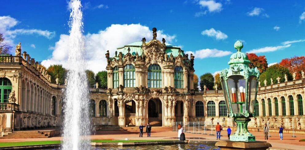 Holiday Inn Dresden – Am Zwinger 10571