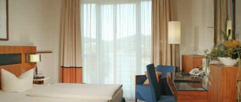 Komfort Doppelzimmer Seeseite