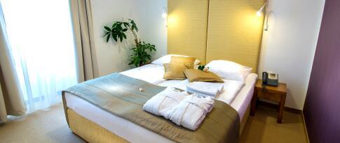 Doppelzimmer im Hotel Zdraviliski dvor