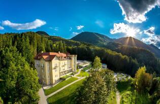 Grenzenlose Weitsicht und Entspannung im Wellnessparadies in Slowenien