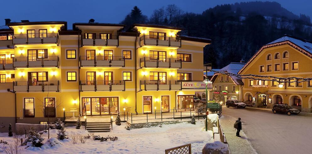Hotel Alte Post 10718