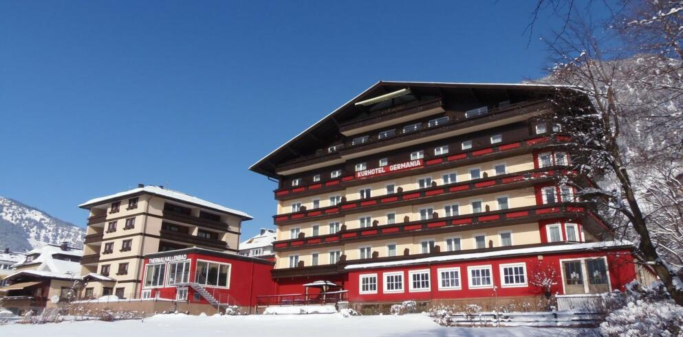 Bad Hofgastein Hotel Germania