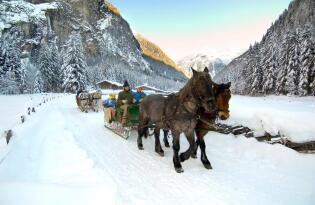 Verwöhnurlaub für Leib und Seele im Ferienidyll Salzburger Land