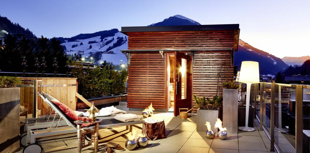 Alpen-Karawanserai Time Design Hotel 10846