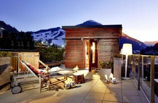 Orientalische Oase der Entspannung im Skiparadies Salzburger Land