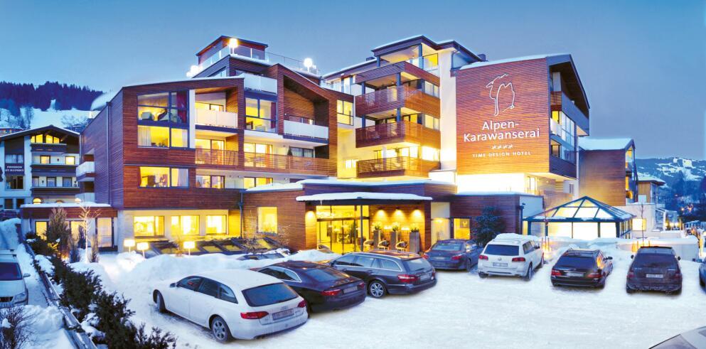 Alpen-Karawanserai Time Design Hotel 10869