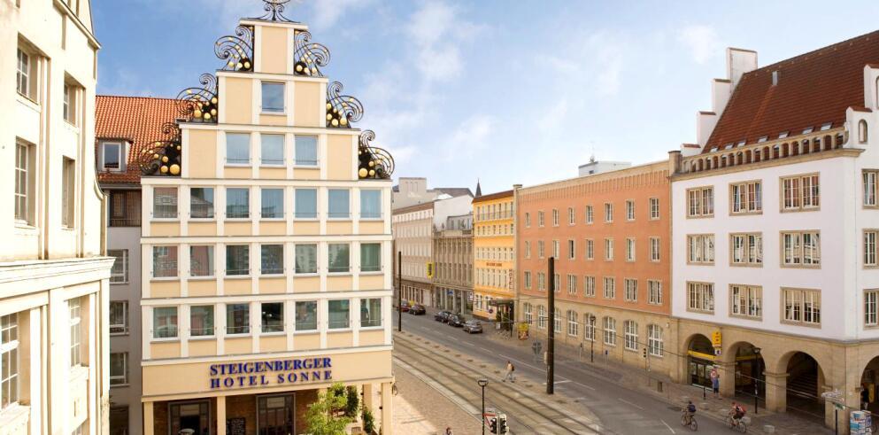 Steigenberger Hotel Sonne 10949