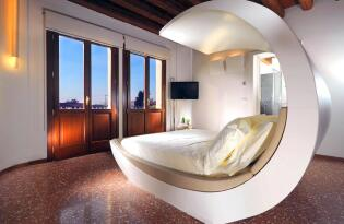 Design und Luxus in der historischen Villa vor den Toren Venedigs