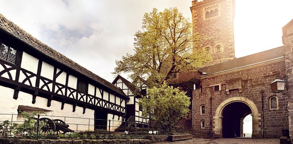Steigenberger Hotel Thüringer Hof 10983