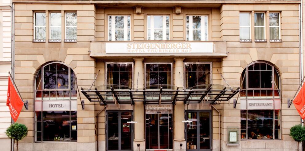 Steigenberger Hotel Thüringer Hof 10985