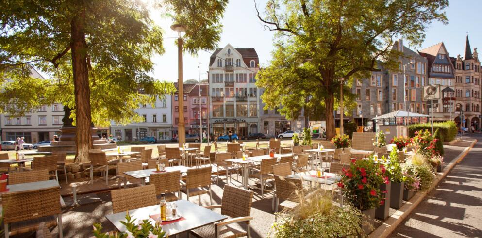 Steigenberger Hotel Thüringer Hof 10986