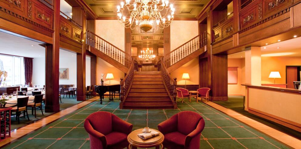 Steigenberger Hotel Thüringer Hof 10995