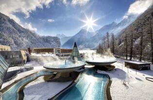 Einzigartiges Wellnesserlebnis im atemberaubenden Tiroler Ötztal
