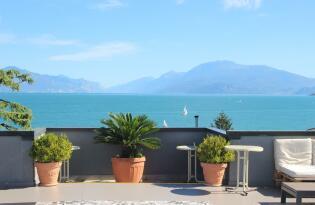 Entspannen und Wohlfühlen im familiengeführten Landhaus am Gardasee