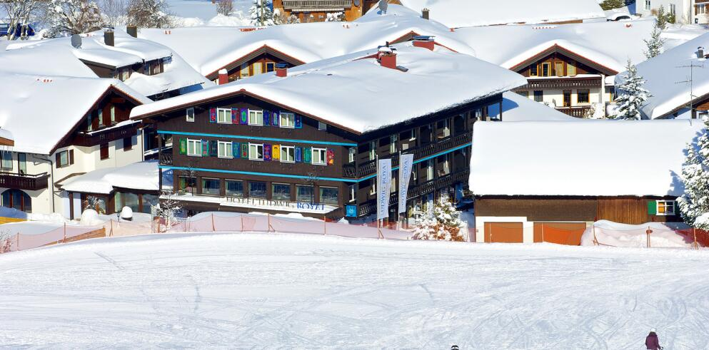 Hotel Ludwig Royal 11172