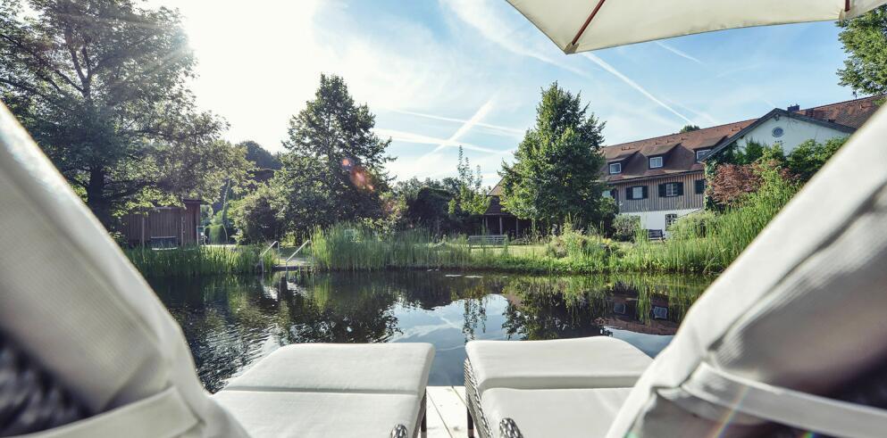 Schlossgut Oberambach Biohotel 11261