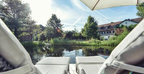 Biohotel Schlossgut Oberambach 9