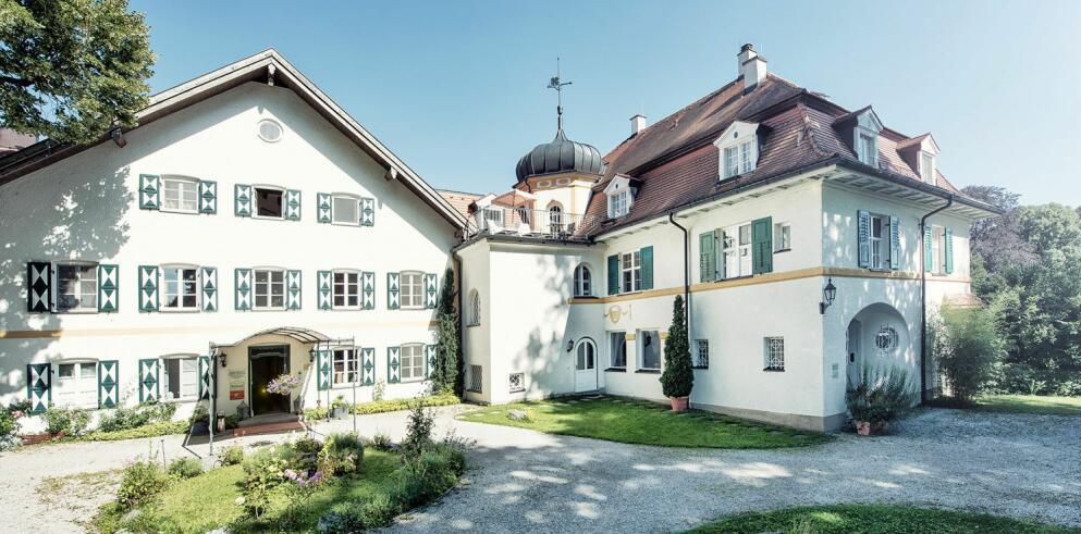 Schlossgut Oberambach Biohotel 11270