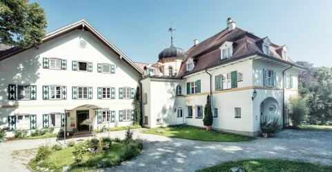 Biohotel Schlossgut Oberambach 3