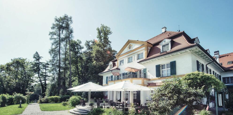 Schlossgut Oberambach Biohotel 11271