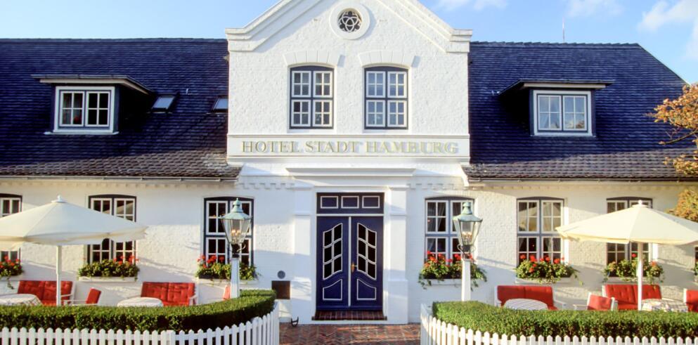 Hotel Stadt Hamburg auf Sylt 11304