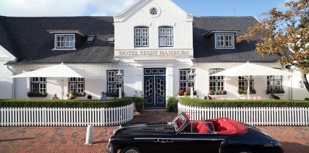 Hotel Stadt Hamburg auf Sylt 11306