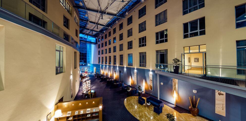 Dorint Hotel am Dom Erfurt 11344