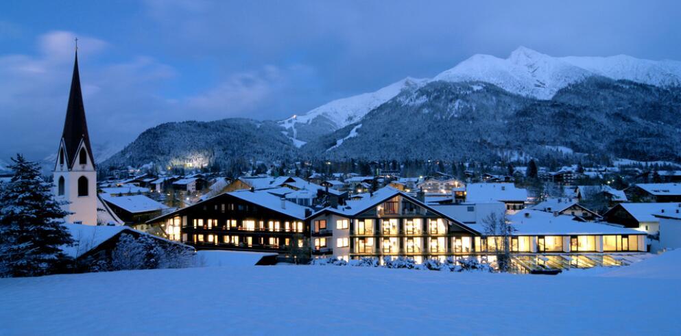 Alpenhotel fall in Love 11374
