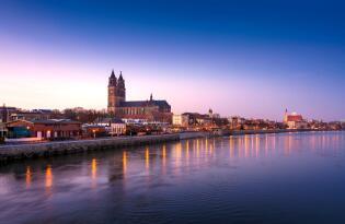 Die Weihnachtszeit im historischen Ambiente an der Elbe genießen
