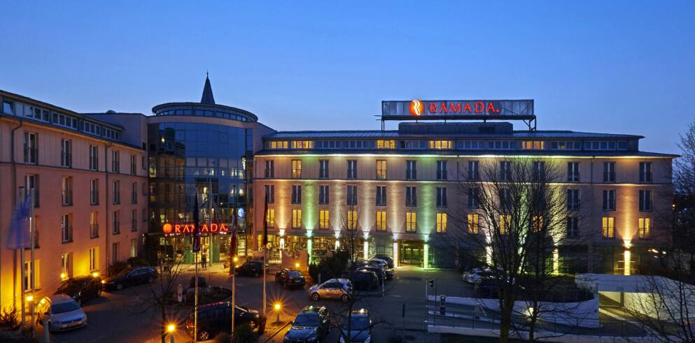 Ramada Hotel Magdeburg 11402